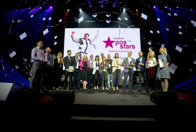 2 main awards in POS Stars contest!