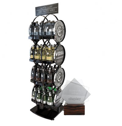Craft Distillery Rack