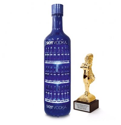 Custom Skyy Vodka