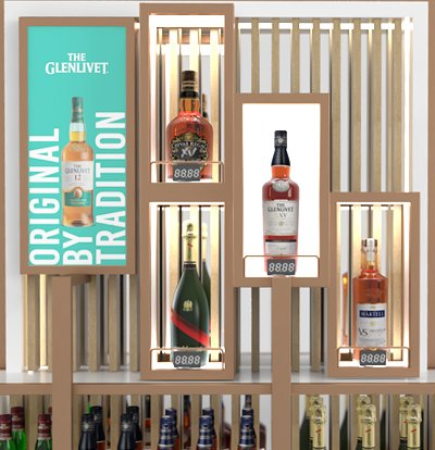 Pernod Ricard Multibrand Exposition