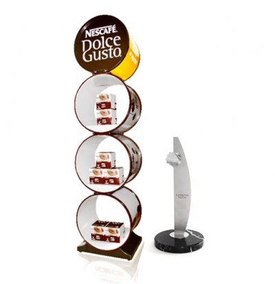Presenter Dolce Gusto